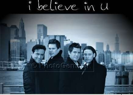 I believe in you il divo carlos marin david miller - Il divo i believe in you ...