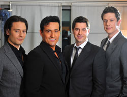 Ou am time to say goodbye na vers o completa il divo carlos marin david miller s bastien - Il divo cast ...