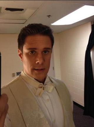 David Miller selfie